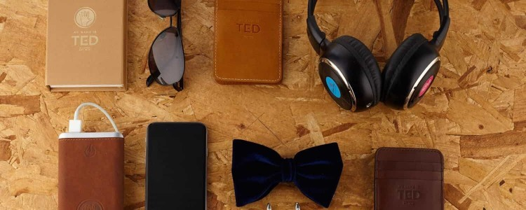 Lifestyle Tech Accessories My name is TED