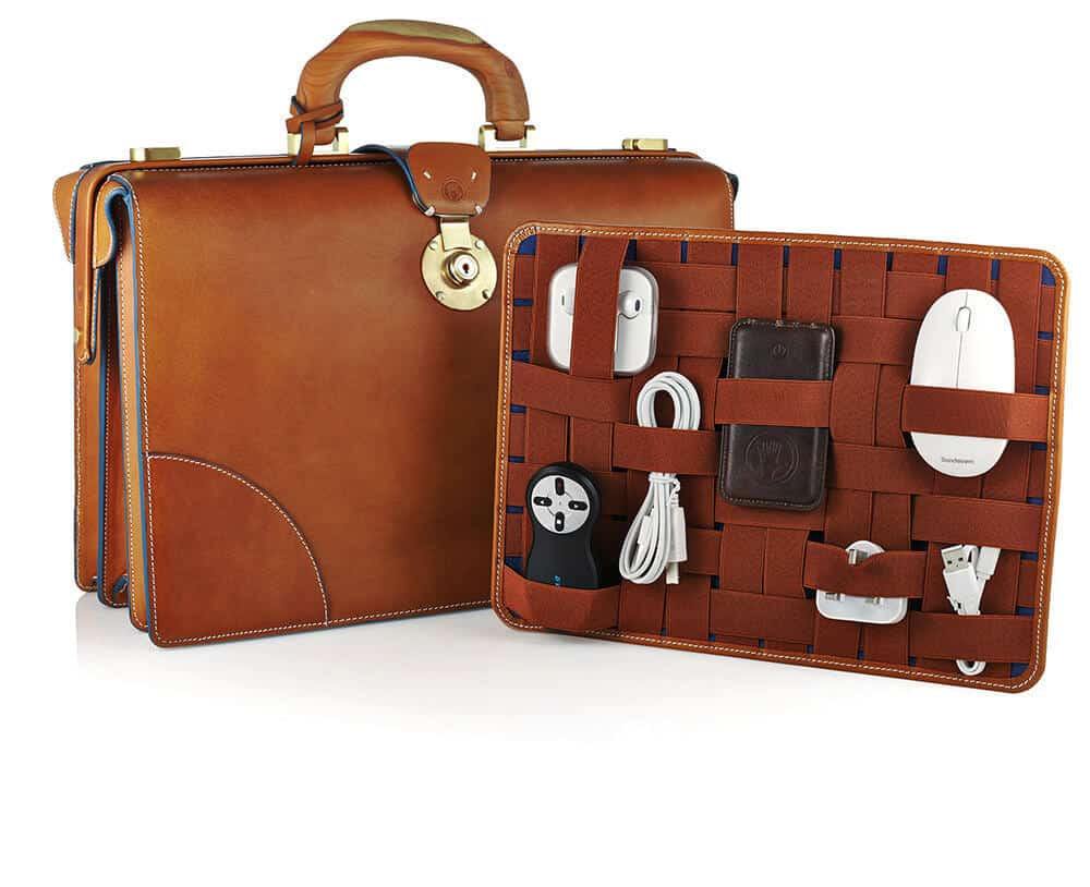 Signature Briefcase with smart organiser